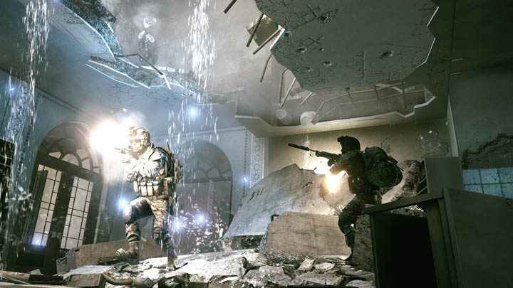 DICE lays out new details on upcoming Battlefield 3 DLC
