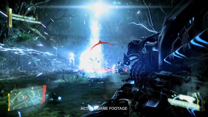 Crysis 3 on Wii U unlikely says Crytek News Nintendo PC Gaming  WIIU Nintendo Crytek Crysis 3