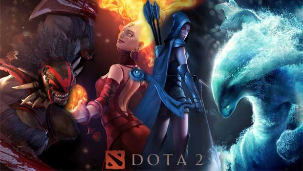 DOTA 2 will be Free-to-Play