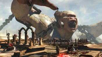 God of War Multiplayer Confirmed News PlayStation  God of War Ascension