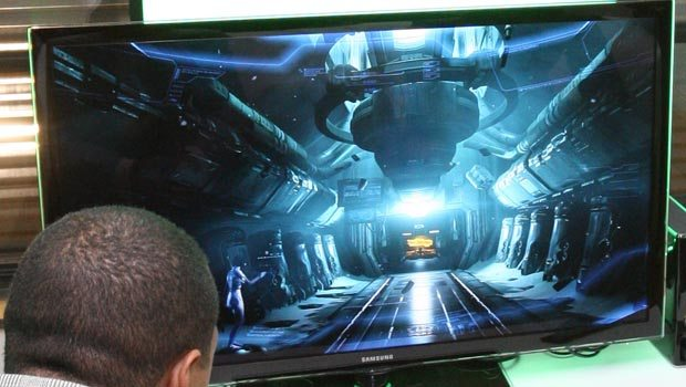 Pro gamers go hands-on with Halo 4, come away impressed News Xbox  Xbox 360 Microsoft Halo 4