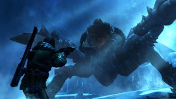 News PC Gaming PlayStation Screenshots Xbox  Lost Planet 3 Capcom
