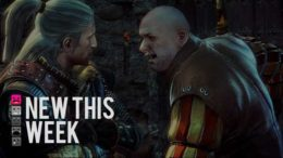 New This Week in Video Games | The Witcher is a Good RPG Series