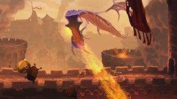 Rayman Legends first trailer leaks out News Nintendo  Ubisoft Rayman Legends