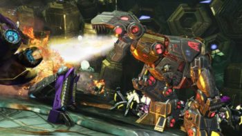 Meet The Dinobots from Transformers: Fall of Cybertron News PlayStation Screenshots Videos Xbox  Transformers: Fall of Cybertron Activision