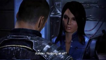 A Deleted Scene from Mass Effect 3 News  Mass Effect 3