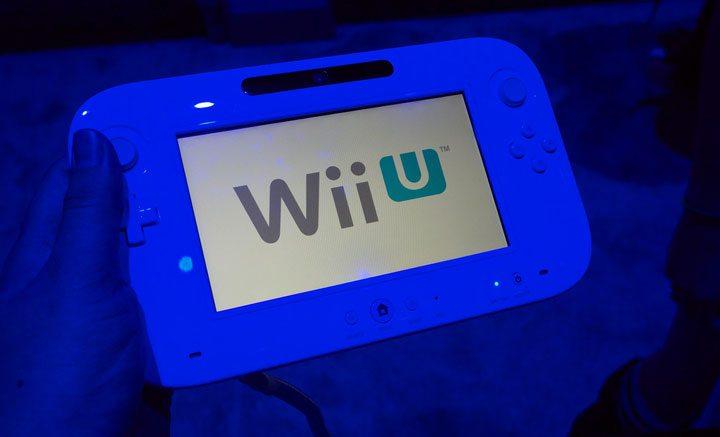 News Nintendo  WIIU