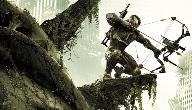 """Crysis 3 will be """"Spiritual Successor to Crysis 1"""", says Crytek"""
