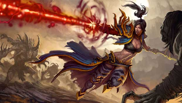 Diablo III beta open to all this weekend News PC Gaming  Diablo III Blizzard Activision