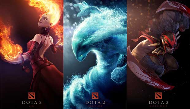Be nice or you'll pay more to play DOTA 2 News PC Gaming  Valve Steam DOTA 2