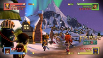 Fable Heroes on Xbox 360 Disappoints Critics News  Xbox 360 Microsoft Fable Heroes