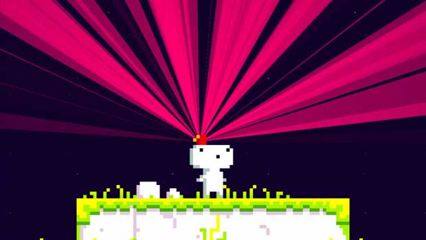 Fez gets great review scores, despite launching with problems