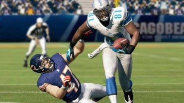 Calvin Johnson is your Madden 13 Cover Athlete