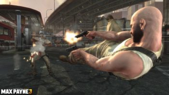 This is Max Payne's Pistol News PC Gaming PlayStation Screenshots Videos Xbox  Rockstar Games Max Payne 3