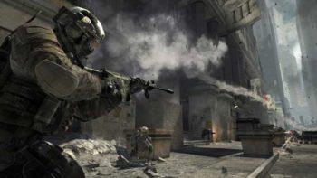 Go figure, Modern Warfare 3 still leading online