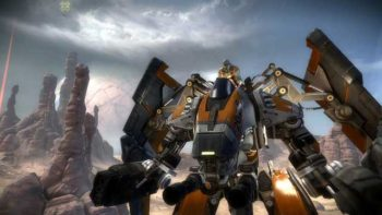 The vehicles of Starhawk explained News PlayStation Videos  Starhawk
