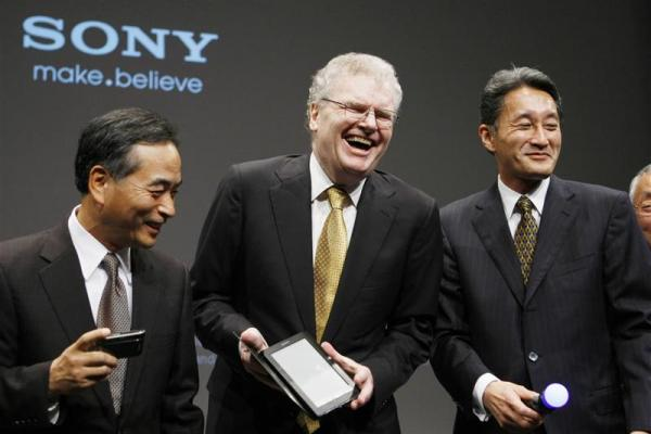 If you're old, you probably don't work for Sony