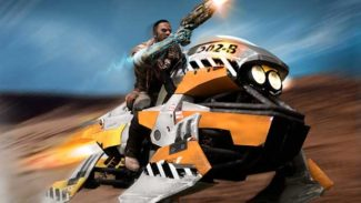 The vehicles of Starhawk explained