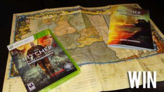Spring Cleaning – The Witcher 2: Assassin's of Kings Giveaway