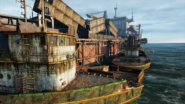 Uncharted 3 Getting New Map Pack