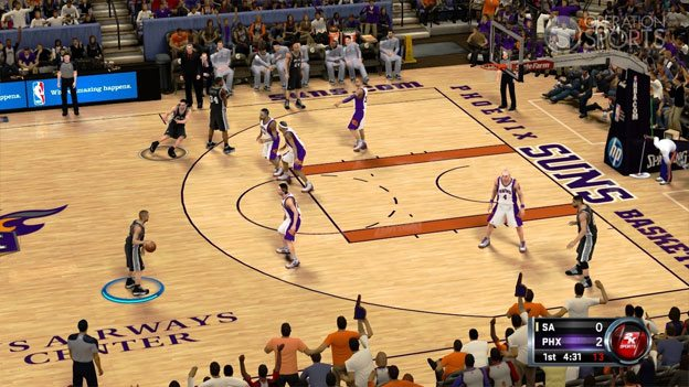 NBA 2K13 dated for October 2nd, with Wii U version 'later' News Nintendo PC Gaming PlayStation Xbox  NBA 2K12 2K Sports