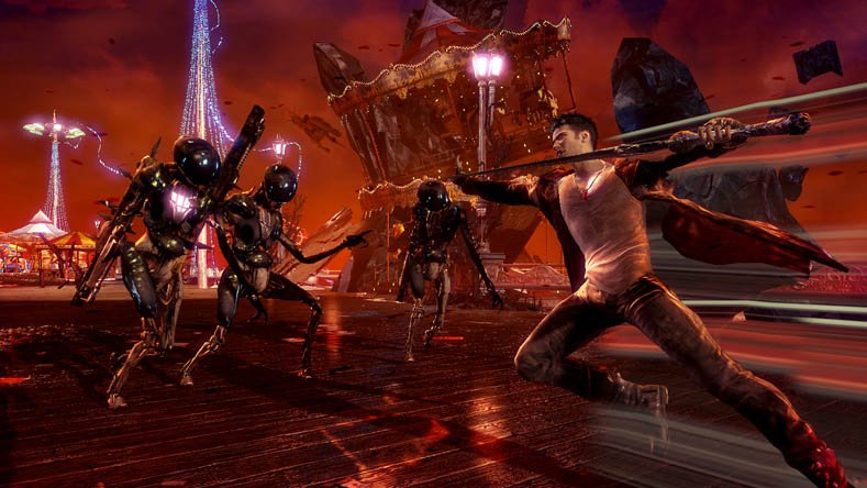 Devil May Cry developer speaks about fan outrage