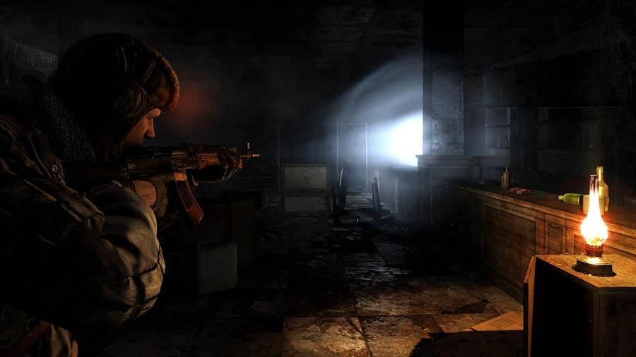 Metro: Last Light No Wii U, but plenty of E3 Screens