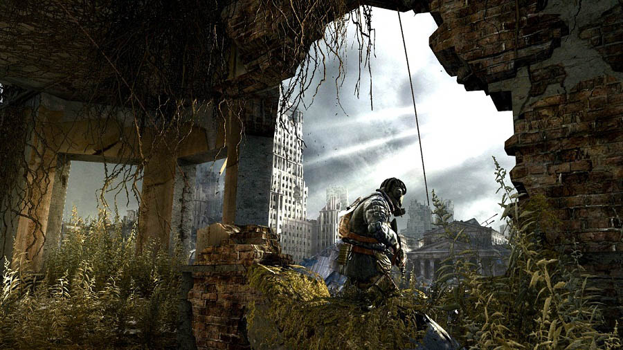 Metro: Last Light E3 2012 Interview