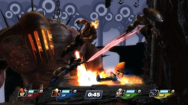 PlayStation All-Stars Could be heading to PS Vita