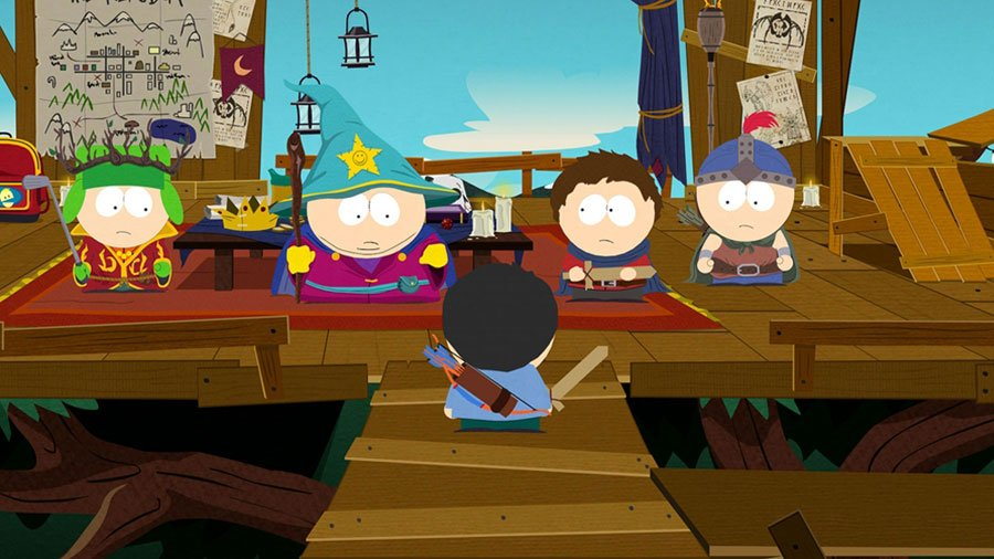 South Park: The Stick of Truth found on Live Marketplace News Xbox  Xbox 360 THQ South Park Obsidian