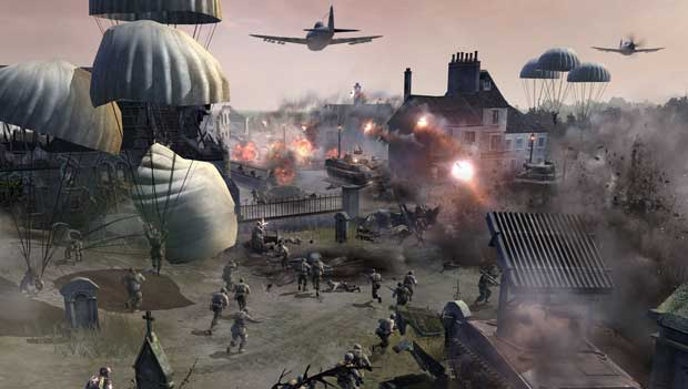Company Of Heroes Revealed To Arrive In 2013 Attack Of The Fanboy
