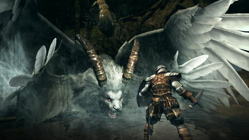 Dark Souls DLC will arrive on PS3 and Xbox 360 this winter