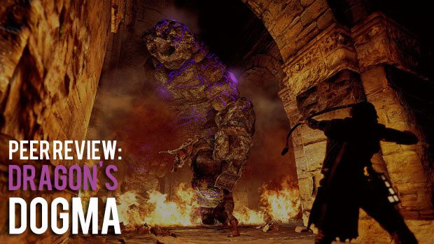 Game Critics can't seem to agree on Dragon's Dogma