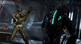 Dead Space 3 Screens Appear to Confirm Cooperative Play