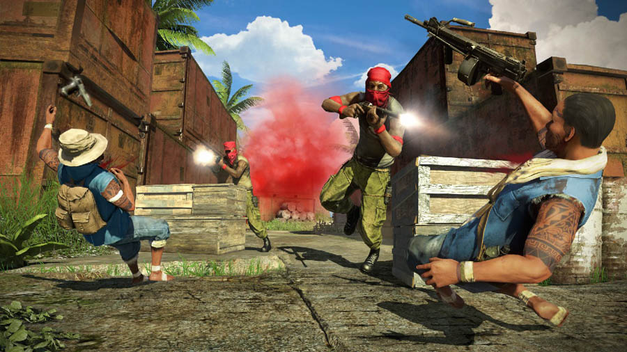 Far Cry 3 Multiplayer Beta arrives this summer