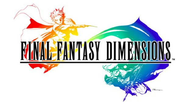 Final Fantasy Dimensions headed to iOS and Android E3 Mobile News  Square Enix Final Fantasy