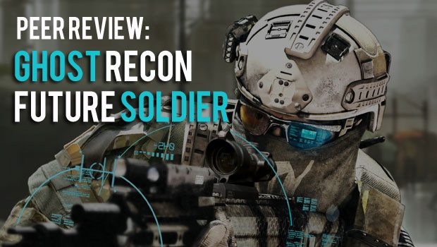 The Return of Ghost Recon sees a positive reception News  Ghost Recon Future Soldier