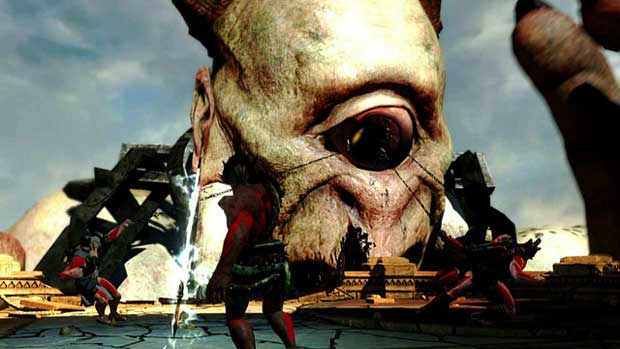 David Jaffe weighs in on God of War: Ascension
