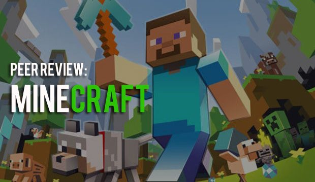 "Minecraft on Xbox 360 ""What did you think would happen?"" News Xbox  Xbox 360 Notch Mojang Minecraft"