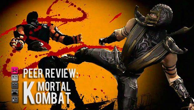 Mortal Kombat Reviews say it's the Vita's next killer title