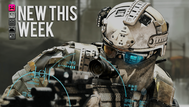 New This Week in Video Games News  Video Game Releases Ghost Recon Future Soldier Dragons Dogma