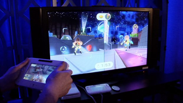 Iwata talks Wii U launch lineup News Nintendo  WIIU Nintendo Wii U Nintendo 3DS E3 2012 3Ds