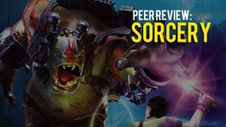 Sony's Sorcery doesn't impress critics in recent PlayStation Move release