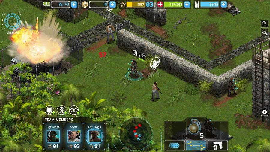 tanker explosion_screenshot