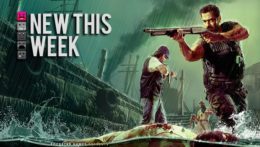 New This Week in Video Games | Max Payne is a Troubled Man