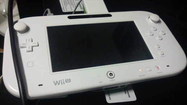 Wii U Controller image leaks with changes to analog sticks