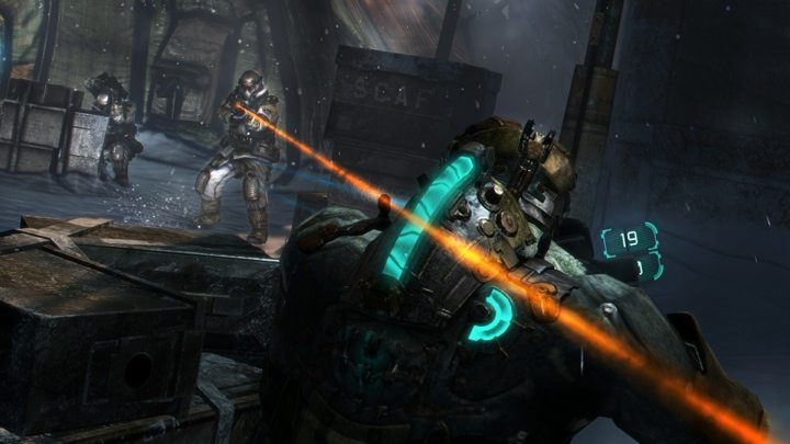 Dead Space 3 Confirmed, Co-op arrives for the franchise in 2013 E3 News Videos  EA Dead Space 3