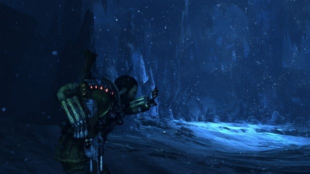 In search of Thermal Energy on Lost Planet 3 E3 PlayStation Xbox  Lost Planet 3