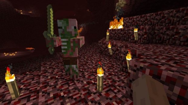 Minecraft on Xbox 360 gets fixed