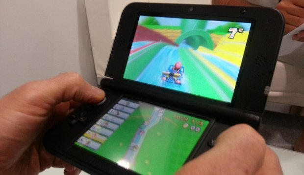 Foreign Media go hands on with 3DS XL News Nintendo  Nintendo